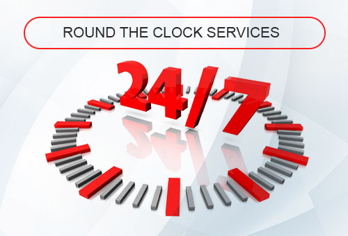 Round-the-clock-Services